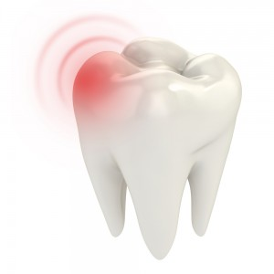 hurt tooth