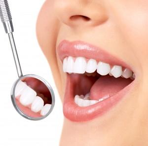 tooth checkup