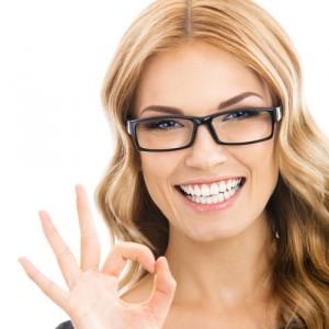 smiling woman lafayette