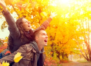 Fall Couple Preventive Dentistry
