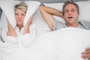 Your Snoring May Be A Sign Of Sleep Apnea