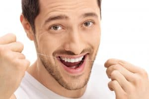 Flossing For Your Smile's Health